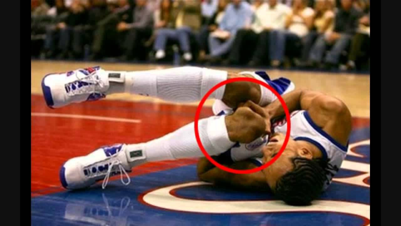 top 5 basketball injuries of all time