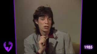 Mick Jagger: The Raw & Uncut Interview - 1985