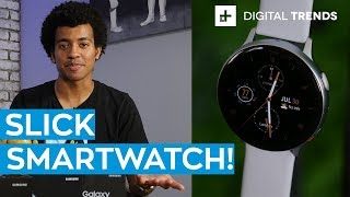 Samsung Galaxy Watch Active 2 Hands-on Review | Digital Bezel, ECG, and More