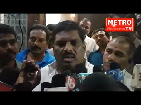INCOME TAX RAIDS ON PATANCHERU MLA MAHIPAL REDDY HOUSE|| Metro TV Telugu ||