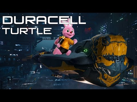 Dreadnought: Duracell Turtle
