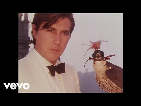 Roxy Music - Avalon (Official Video)
