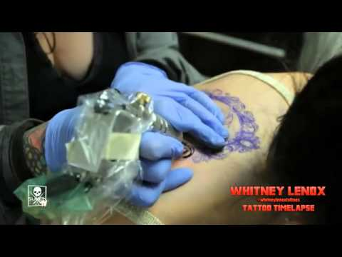 Tattoo Timelapse - Whitney Lenox Sullen Art Collective ...