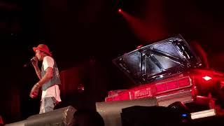 Pop The Trunk Yelawolf-Kleversworld Live in Las Vegas Ghetto Cowboy Tour