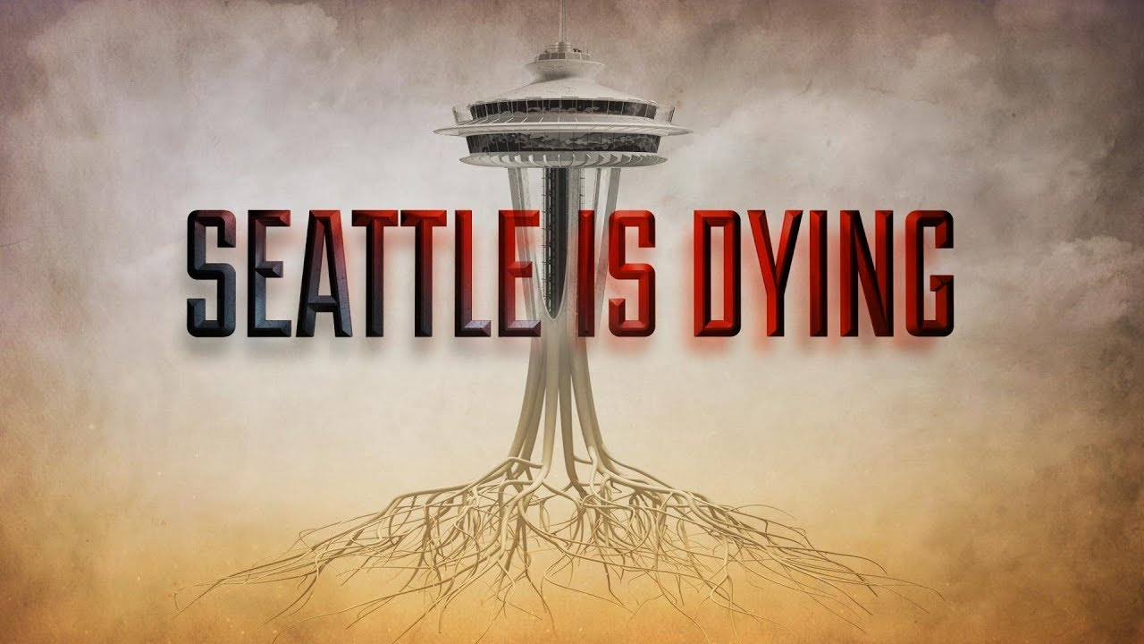 Magnetic Pole Shift Unfolding:  Seattle is Dying