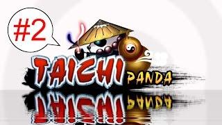 Геймплей игра Тайцзи Панда (Taichi Panda) ч.2