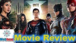 Justice League Movie Review (Non-Spoiler) | Webhead