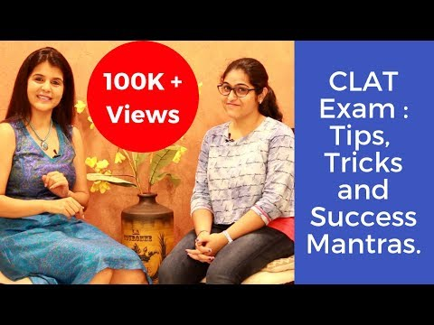 CLAT Exam Tips: Tricks & Success Mantra for CLAT Exam by Ananya Patwardhan | How to Prepare for CLAT