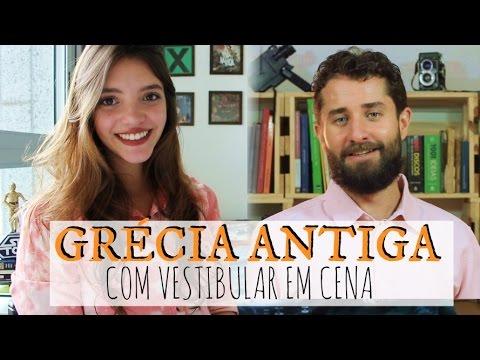 Resumo de História: GRÉCIA ANTIGA (com Vestibular em Cena)