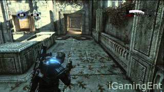 Gears of War 3 Wallbounce Tutorial