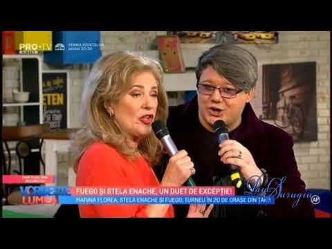 Stela Enache & Paul Surugiu ~ Fuego: Colaj
