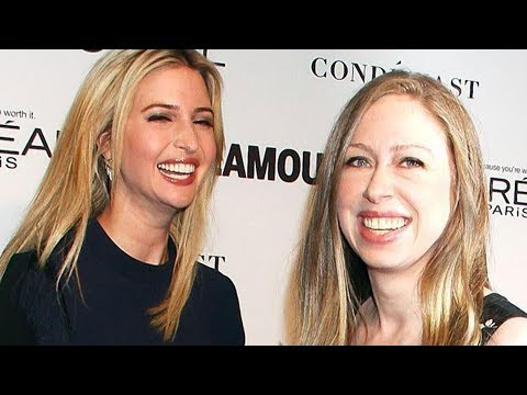 The Truth About Ivanka Trump And Chelsea Clinton's Friendship