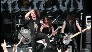 PARAGON - The Legacy / Live at Sweden Rock Festival 2004 / part 1