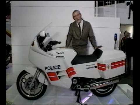 Norton Rotary Bike Feature On Top Gear Features Police Interpol
