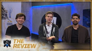 The Review | GRF vs G2