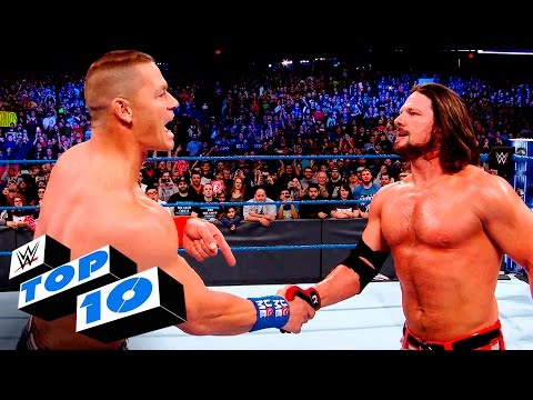 Thumbnail: Top 10 SmackDown LIVE moments: WWE Top 10, Dec. 27, 2016