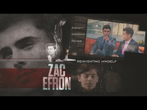 Zac Efron: Anxiety, insomnia and rehab - The Feed