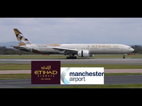 Etihad Airways Flight 21 (Adu Dhabi to Manchester)