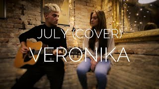 Noah Cyrus - July (cover) | veronika