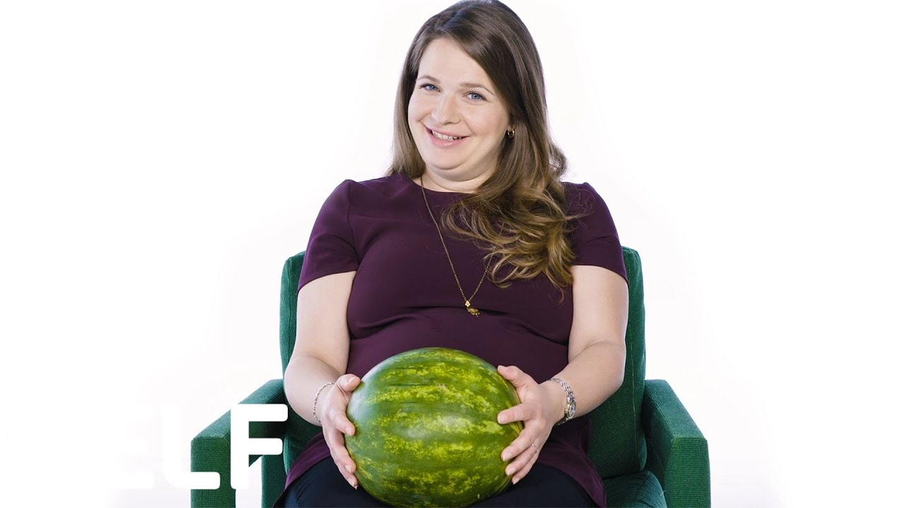 Pregnant Women Weeks 7 to 40: How Big is Your Baby? | SELF