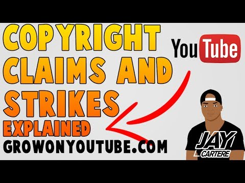 YouTube Copyright Claims And Copyright Strikes Explained - What's The Difference? - YouTube Guide