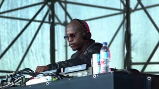 DJ kent at Huawei Kday