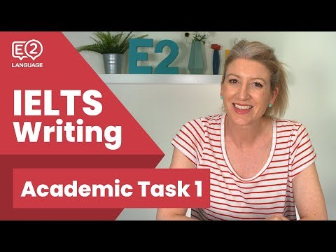 IELTS Academic Writing Task 1 with Alex