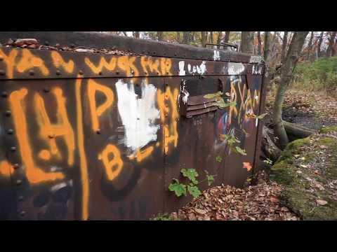 Exploring Abandoned Ruins of Mahanoy Plane - PART 2