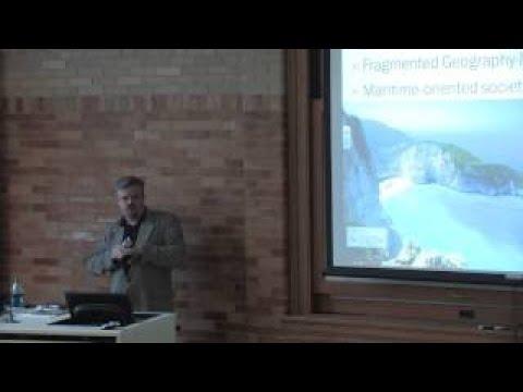 Michael Cornebise: Ancient Greek Geography