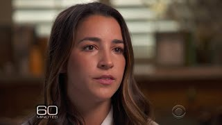 Olympian Aly Raisman comes forward about sexual abuse by former doctor