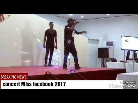Concert Miss facebook Bénin  2017 avec Agent Baruck, God4Ever#Slava & Sirano.....................