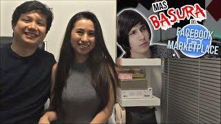 CHINOS reaccionan a MISSASINFONIA BASURA de MARKETPLACE de FACEBOOK! Van y Jessica