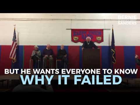 How We Defeated The Trump-Ryan Health Care Bill | Bernie Sanders