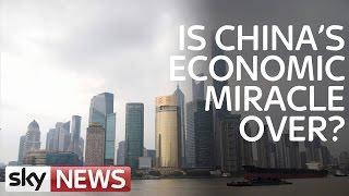 Is This The End Of The Chinese Economic Boom?