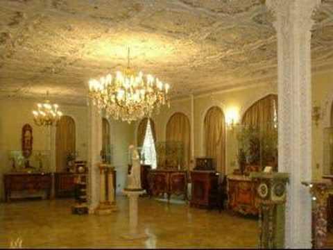 Hossein Khodadad Mansion Tehran Iran YouTube