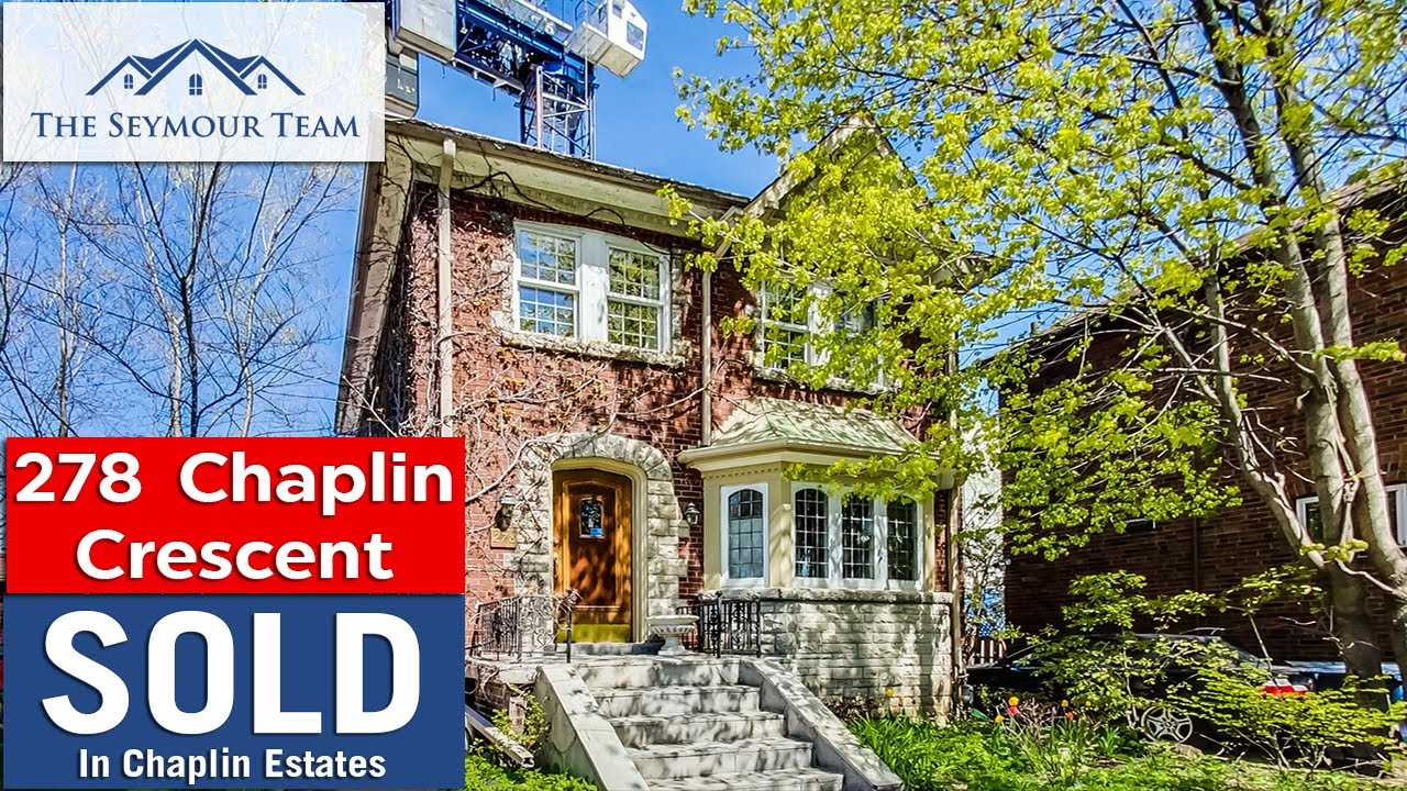 278 Chaplin Cres for sale by Top Midtown Broker Jethro Seymour