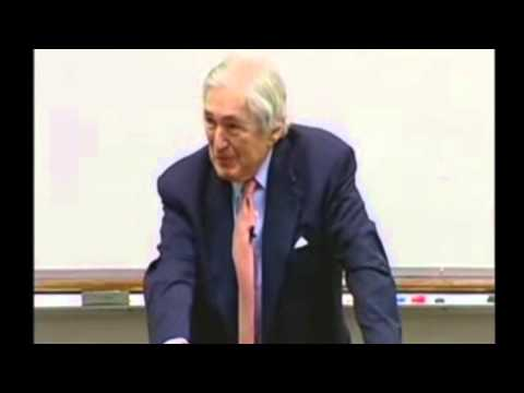 "Former World Bank President James Wolfensohn Announces Global ""Tectonic Shift"""