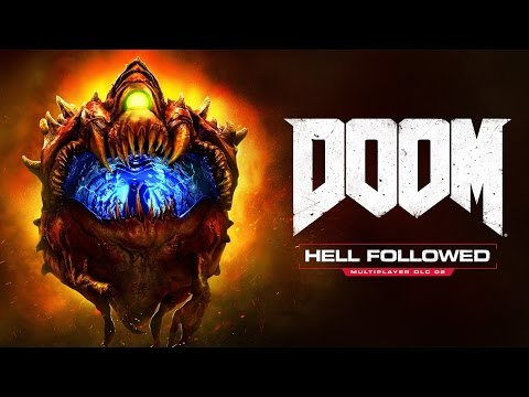 DOOM – Hell Followed Now Available (PEGI)