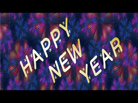 Happy New Year 2019, Wishes, Images, Whatsapp Video Download, Animation, Greetings, Wallpaper, Photo
