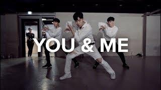 You Me Flume Remix Disclosure Jinwoo Yoon Choreography