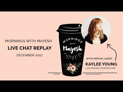 Mornings with Mayesh: December 2017