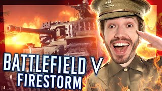 What? ANOTHER ONE? It's BATTLEFIELD FIRESTORM! thumbnail
