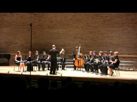 Cannon Music Camp Chamber Wind Ensemble (part 2)