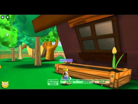 Toontown Rewritten Maxed Gardening 127 Laff 3 18 15