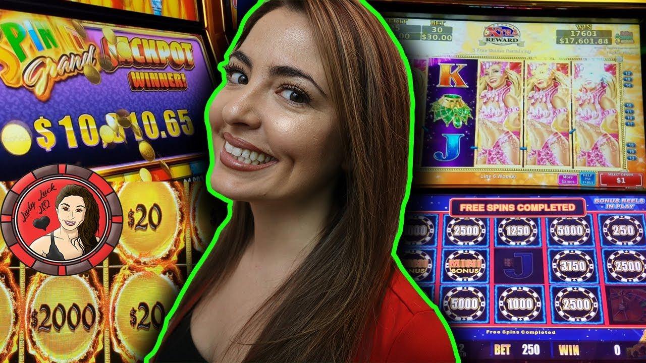 Slot Lady