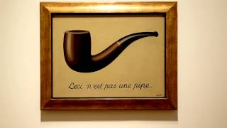 Rene Magritte at MoMA