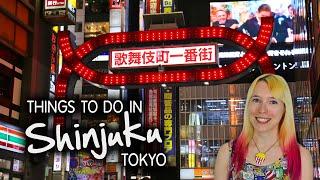 Things to do in SHINJUKU (Tokyo, Japan)