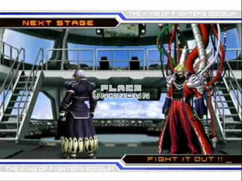 KOF 2002 UM NESTS BOSS PLAYTHROUGH pt.3