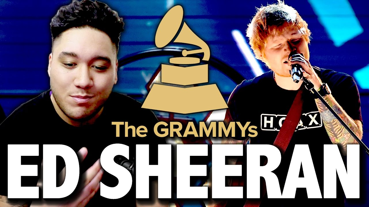 The 59th Annual Grammy Awards 2017 REACTION