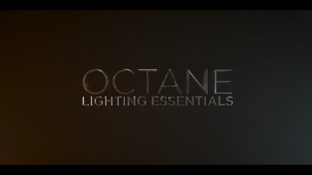 Octane Lighting Essentials for C4D - The Pixel Lab
